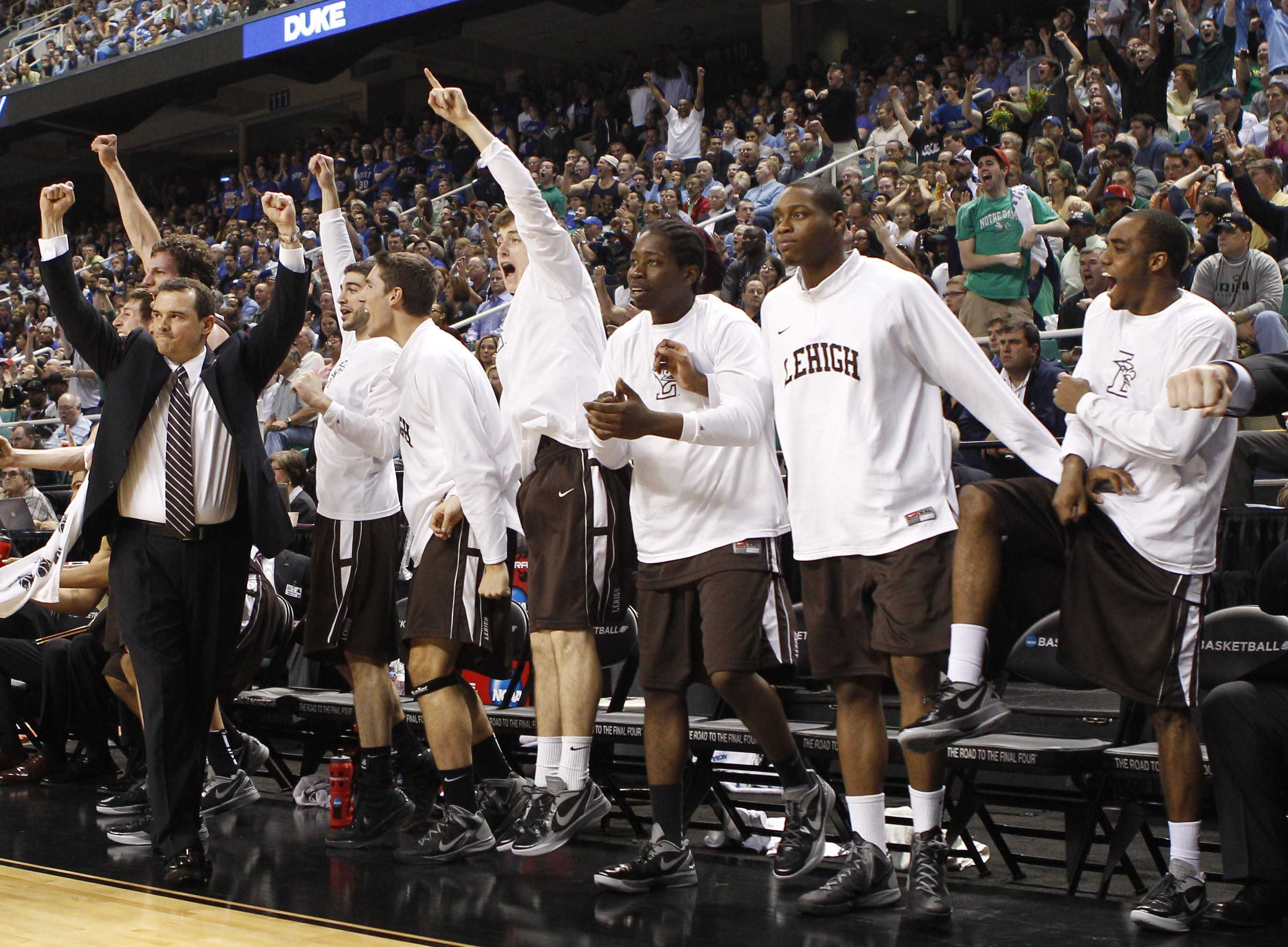 NCAA Basketball: Division I Championship-Lehigh vs Duke