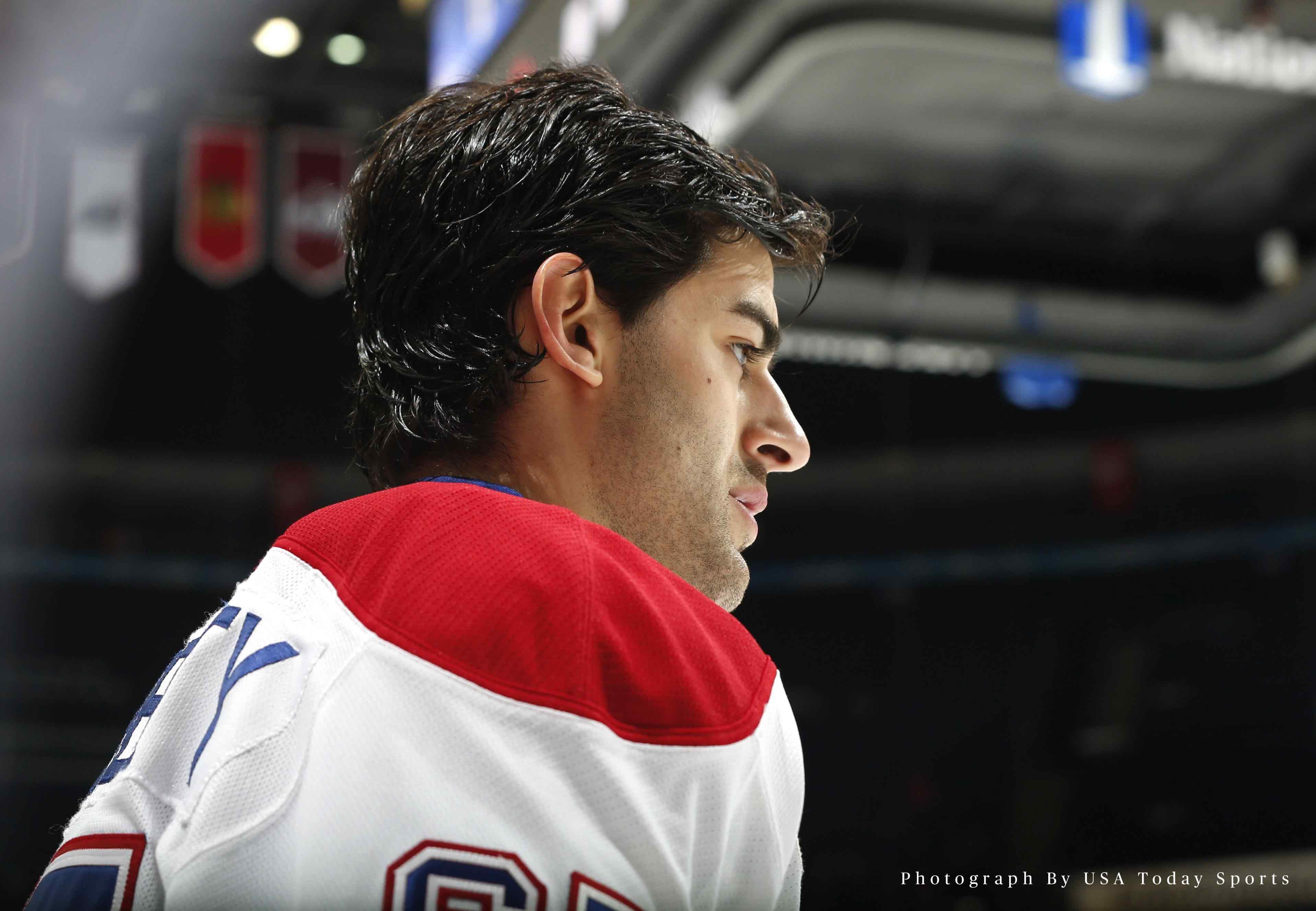 NHL: Montreal Canadiens at Columbus Blue Jackets