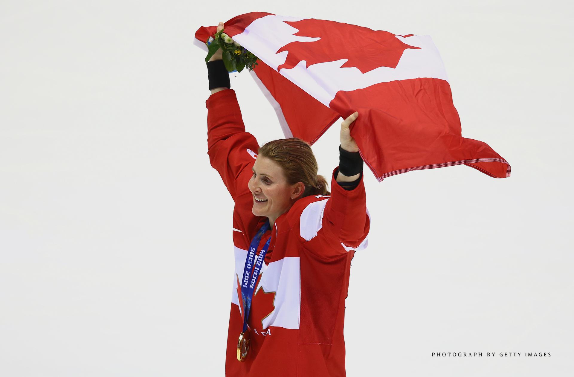 Wickenheiser Olympics
