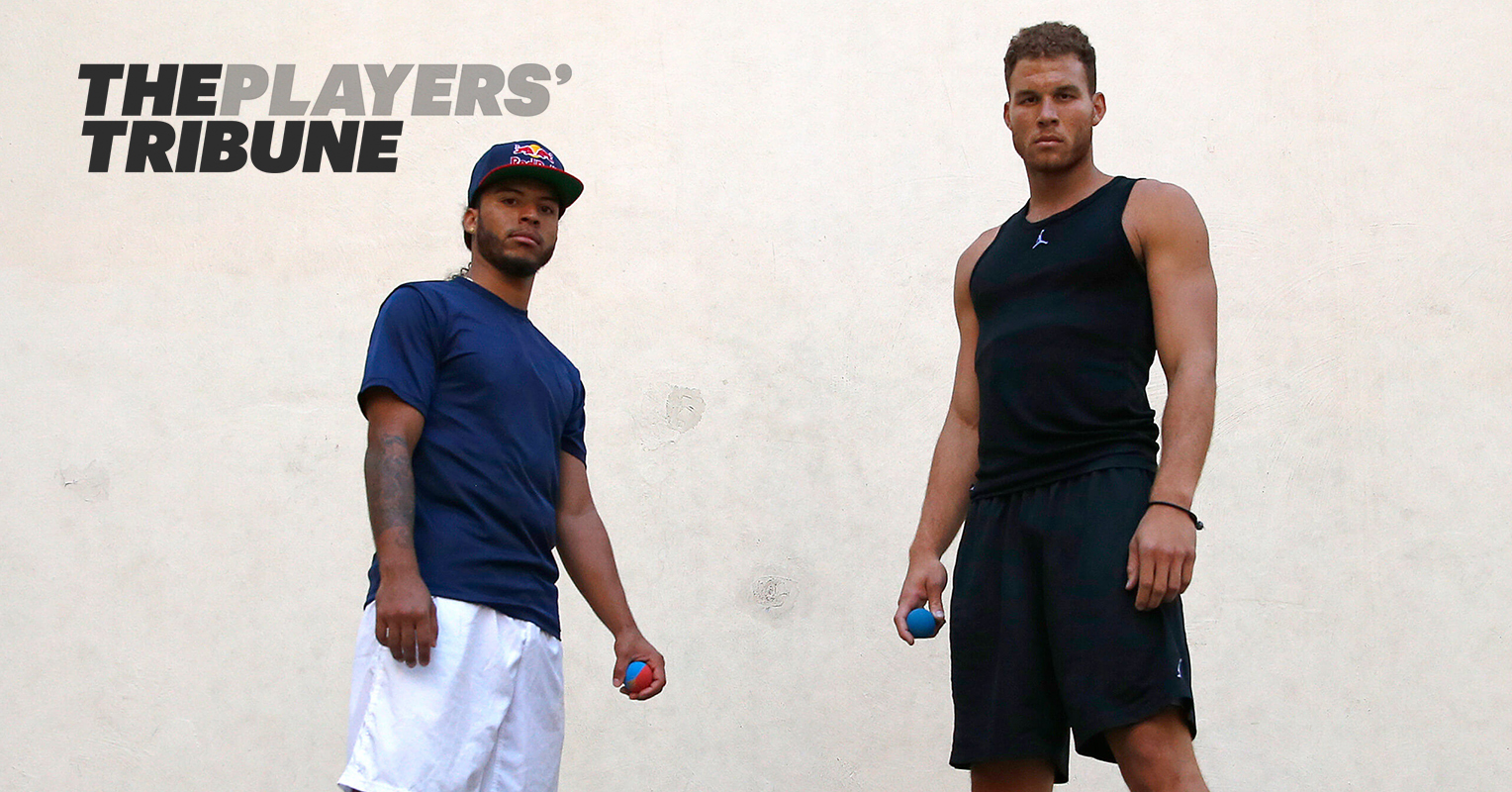 What You Don't Know About: Handball | By Blake Griffin