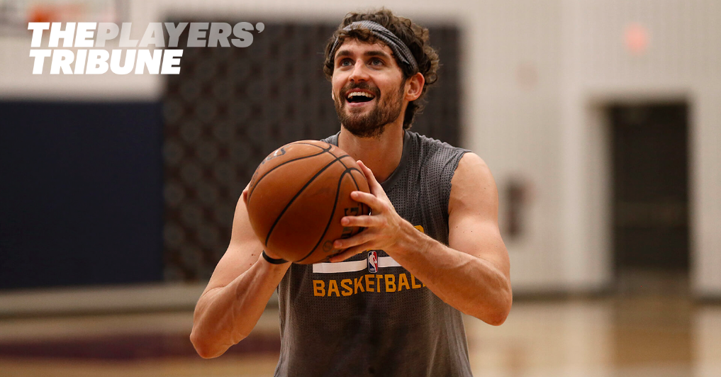 On the Line: Kevin Love | By The Players' Tribune