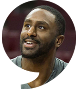 Patrick Patterson, Forward / Oklahoma City Thunder - The Players' Tribune