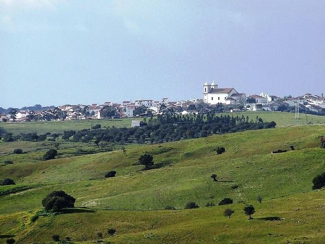 View of Castro Verde