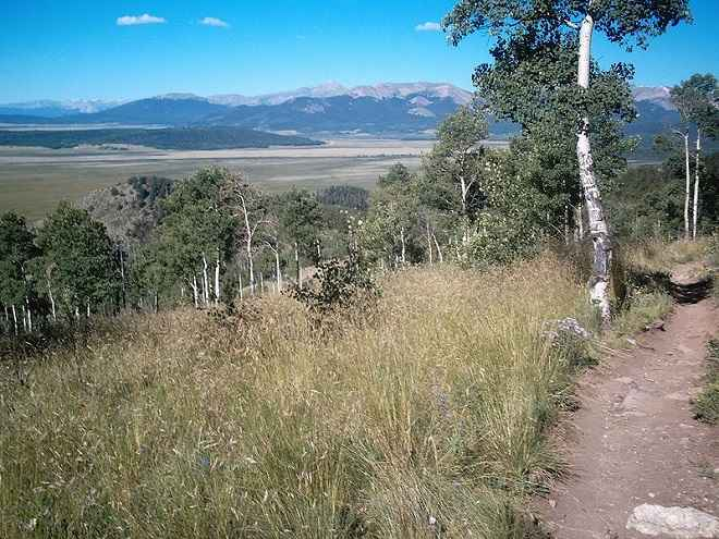 Colorado Trail South Park