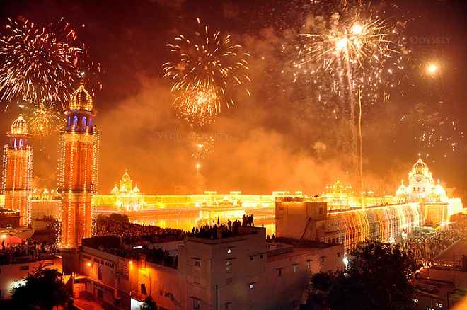 Official Diwali Festival of Lights celebrations