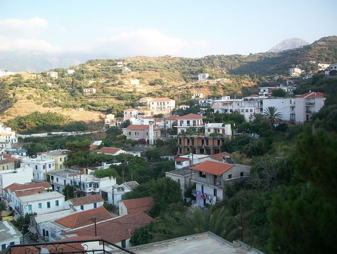 village of Efdilos