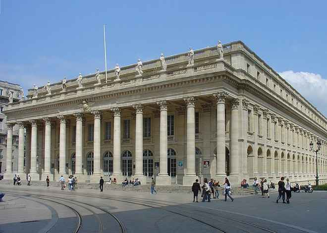 Grand Théâtre Bordeaux France