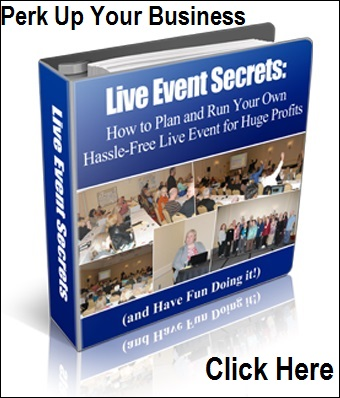 Coachglue Live Event Secrets