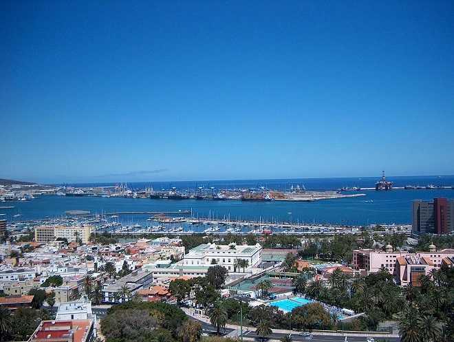 Las_Palmas_port