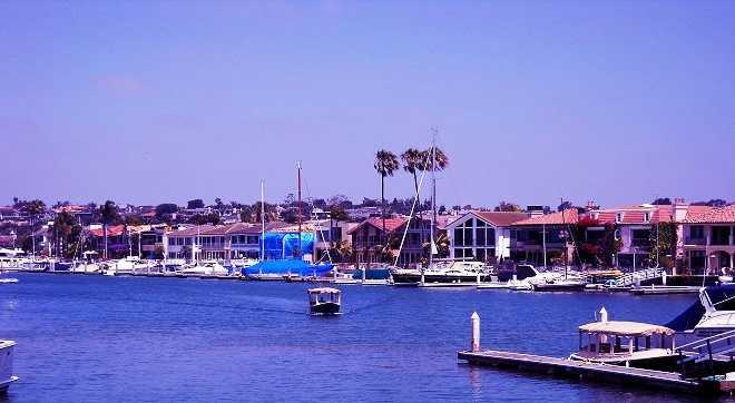 Linda Island Newport Beach CA