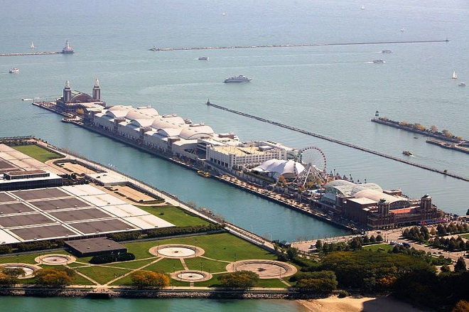Navy Pier Chicago Illinois