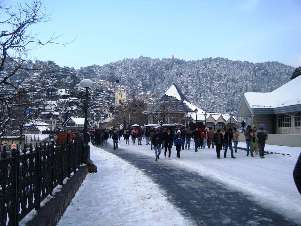 Shimla Ridge