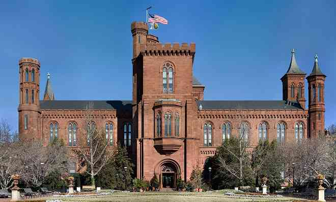 The Castle Smithsonian Institution
