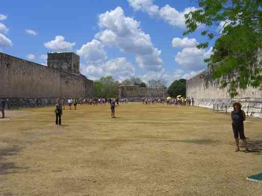 Chichen Itza Great-Ball-Court
