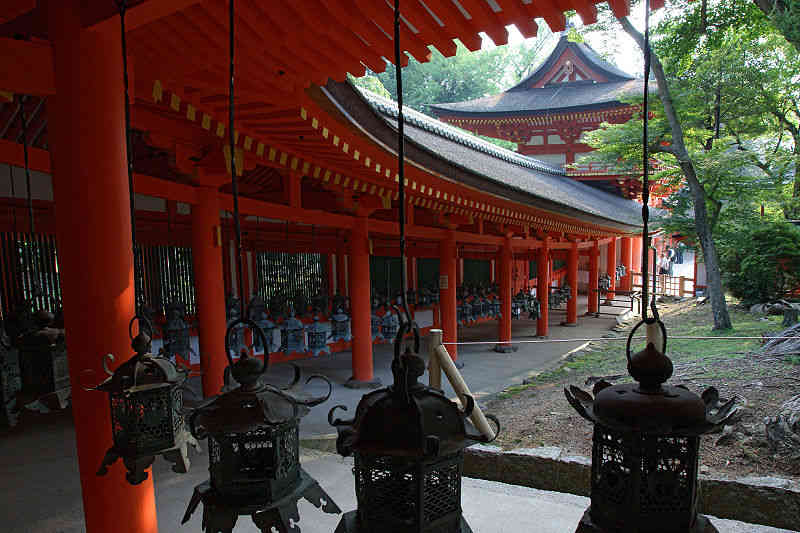 Kasuga-taisha in Nara Japan