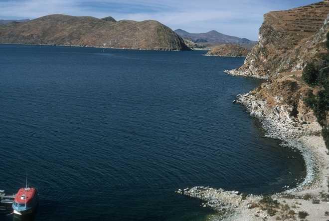 Lake_Titicaca Bolivia