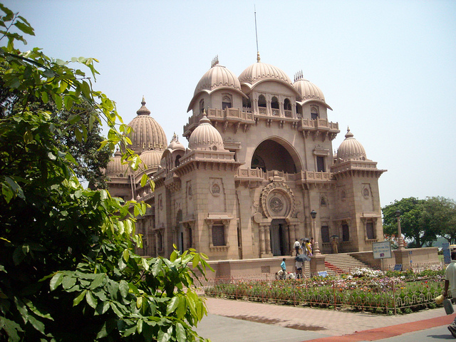 Belur Math Shrine kolkata India