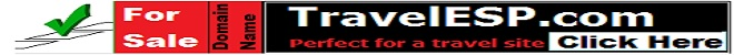 travelESP.com domain ad