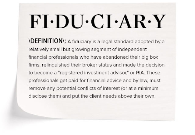 Do You Know What A Fiduciary Is