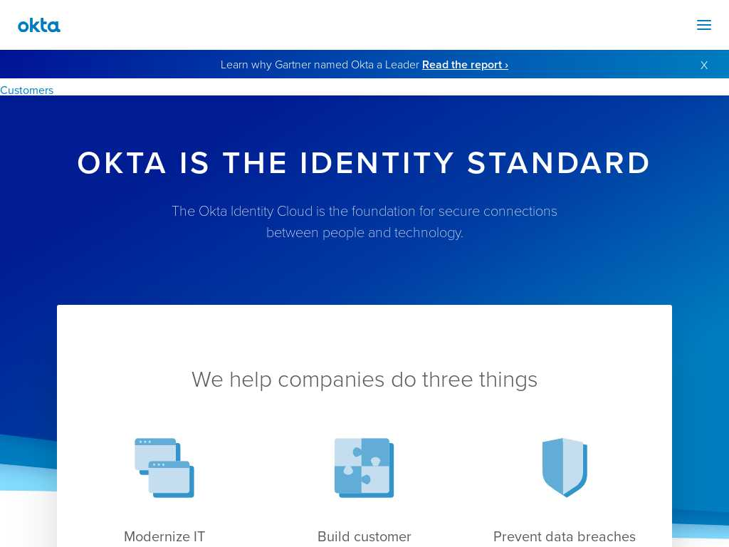 Okta - Alternatives and Competitors | Tracxn