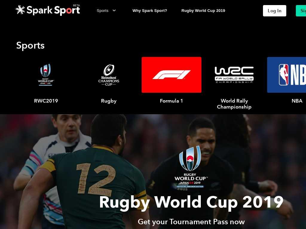 Spark Sport Latest News Tracxn
