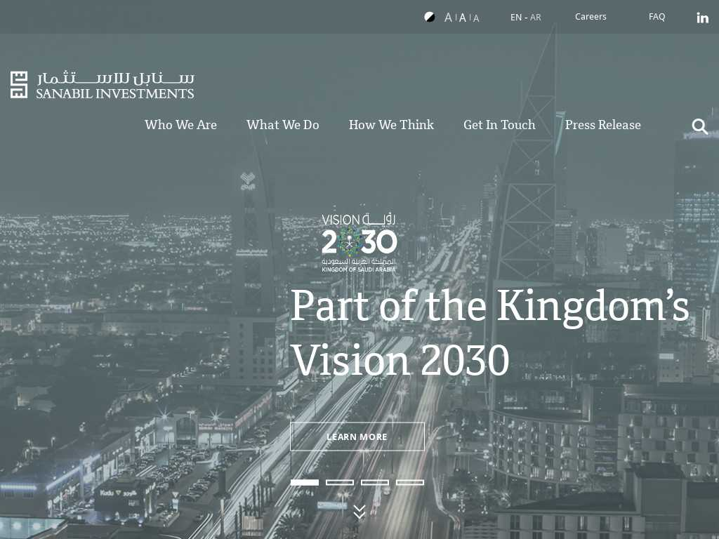 Sanabil investments for 2021 definition investment company complex
