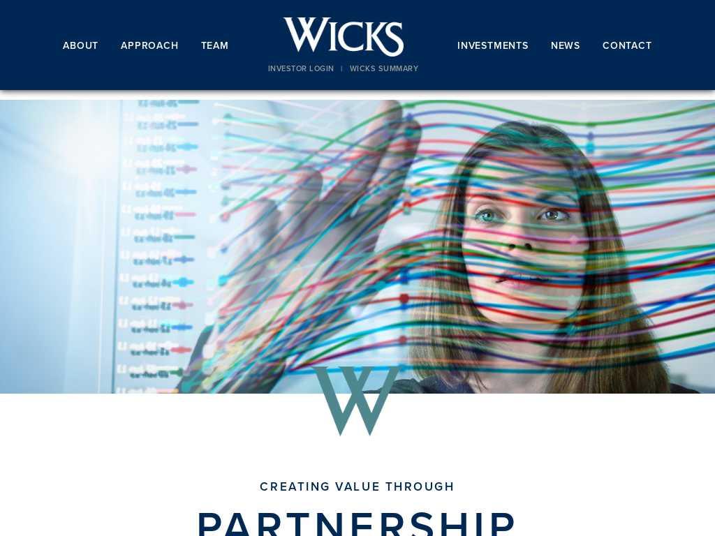 Wicks Group : Latest News | Tracxn