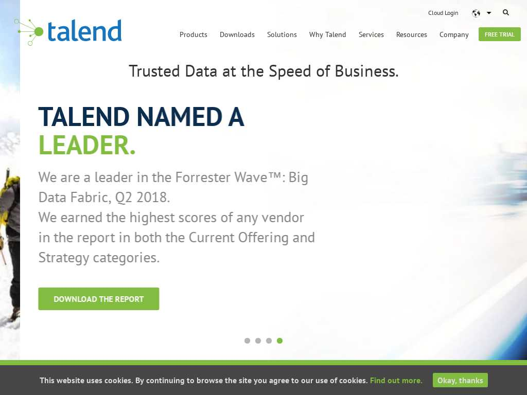 Talend - Alternatives and Competitors | Tracxn