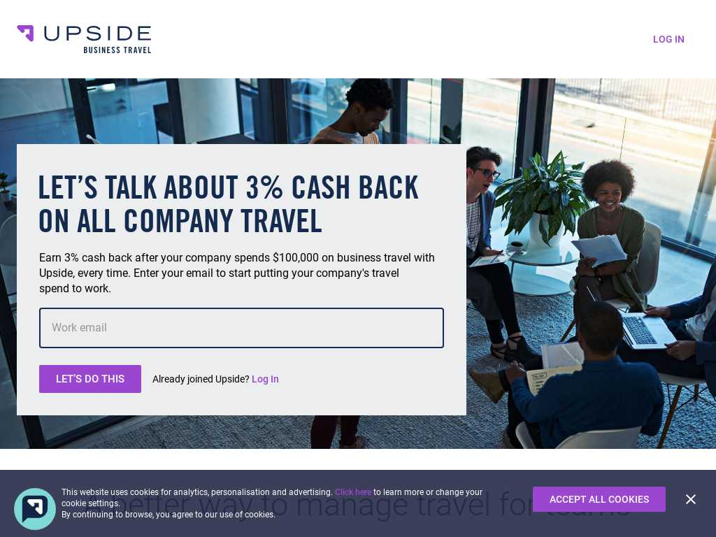 Upside - Tracxn companies
