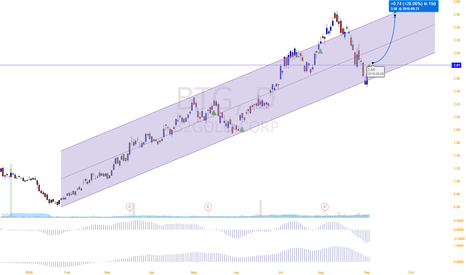 BTG: Gold, silver  metals companies are about to surge