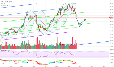 AAPL: turning point $AAPL