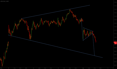 AAPL:  triangle TIME