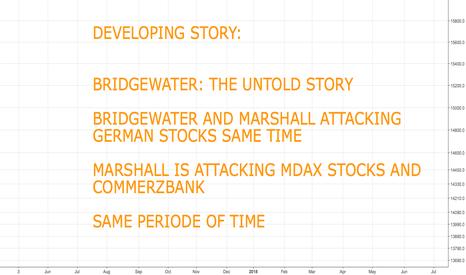 DAX: MARSHALL AND BRIDGEWATER ATTACKING GERMAN STOCKMARKET SAME TIME