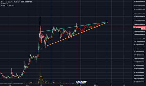BCCUSDT: BCH will cross $2000 about mid of JAN, 2018