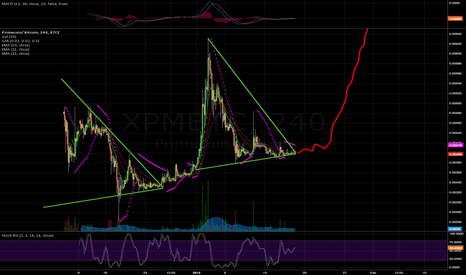 XPMBTC: XPM about to wake up