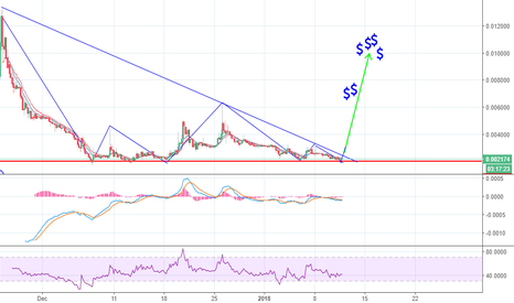 BCDBTC: [BCD/BTC] Breakout soon! %100++ RETURN!
