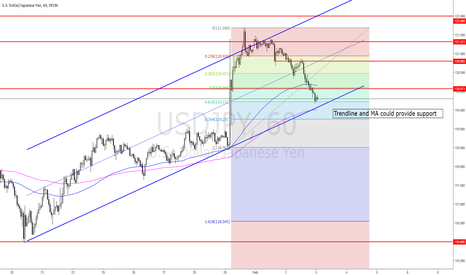 USDJPY: 2016-02-02_tue_Is the correction nearly over?