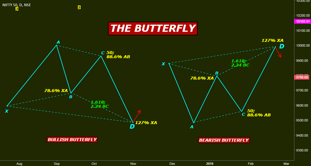 THE BUTTERFLY PATTERN