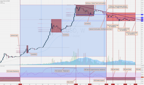 BTCUSD: Important Week Again during this First BTC Downtrend