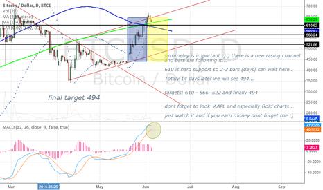 BTCUSD: BTCE (Bitcoin) 05/06/2014 tosbaa.. 14 days target 494