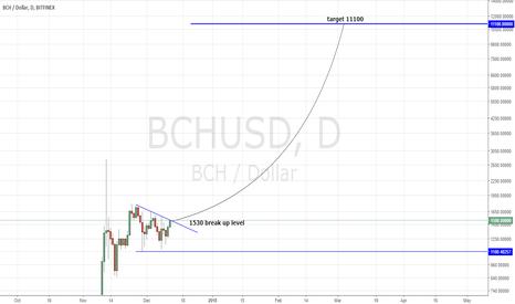 BCHUSD: BCHUSD update