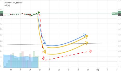 ANACM: Stock Splits