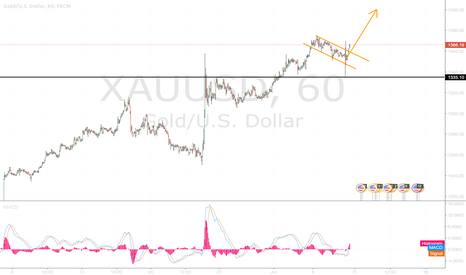 XAUUSD: [BLEAT from the FLOCK] Gold to Heaven