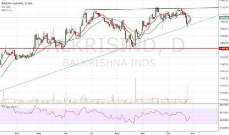 BALKRISIND: balkrishna industries, inverted hns getting formed