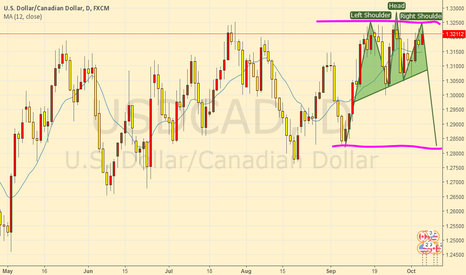 USDCAD: just a newbie idea , please share your other idea.