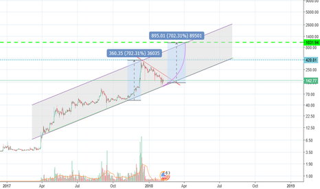 LTCUSD: LITECOIN TO $1000 THIS YEAR?!