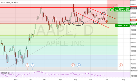 AAPL: APPLE INC, D, BATS