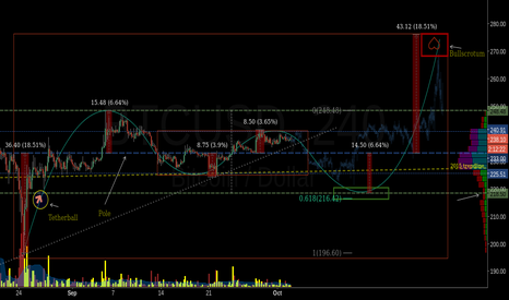 BTCUSD: Bitcoin Tetherball-to-the-Scrotum Theory
