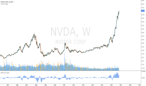NVDA: Just another AMZN, GGL, FB or APPL?