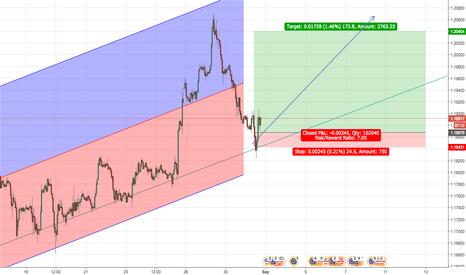EURUSD: EUR USD long retracement